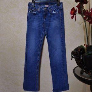True Religion Leg Denim Jeans